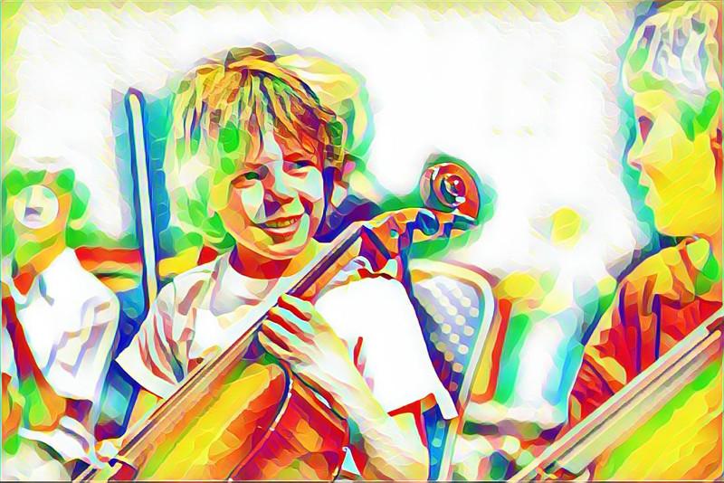 Clases de violonchelo en Lugo