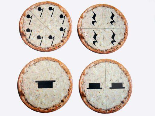 Pizza puzzle silencios musicales pequeno mozart 1