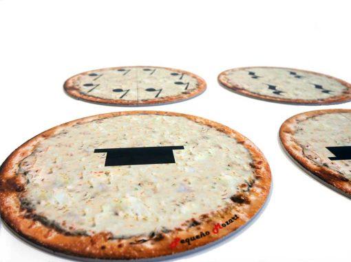 Pizza puzzle silencios musicales pequeno mozart 2