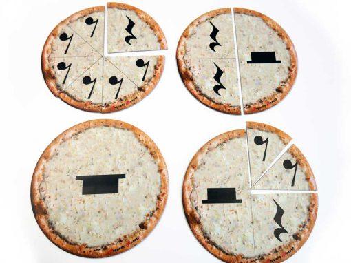 Pizza puzzle silencios musicales pequeno mozart 3
