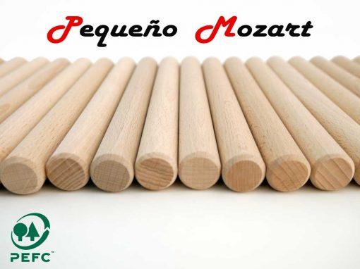 Claves musicales Pequeño Mozart 3 - Instrumento