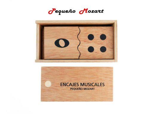 Encajes musicales Pequeño Mozart 2