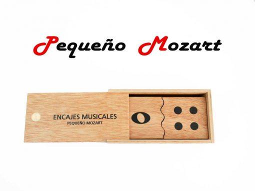 Encajes musicales Pequeño Mozart 6
