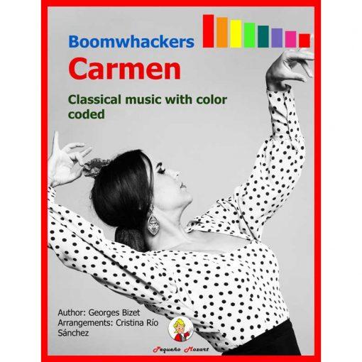 Carmen Bizet Boomwhackers