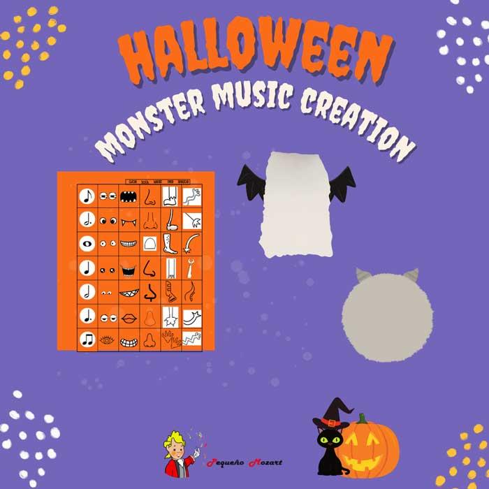 Monster music maker - Pequeño Mozart
